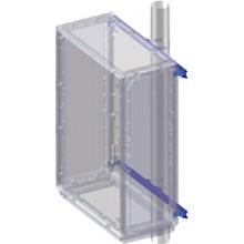 Комплект крепления навесных шкафов Conchiglia на опору Ш=580 мм