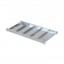 Полка усиленная выдвижная, 5 сегментов,  Г = 1000 мм, для шкафов DAE/CQE шириной 600 мм