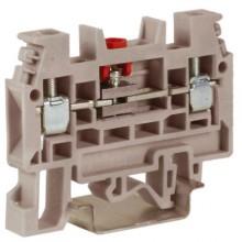 SCB.4, тестовый с разъединителем 4 кв.мм бежевый
