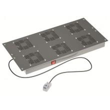 Потолочный вентиляторный модуль, с термо