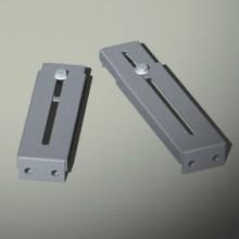 Регулируемые кронштейны, 75 - 125мм, 1 упаковка - 2шт.