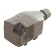 Отводной блок с выбором фазы, N/L, 16A