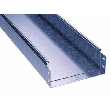 3506115 | Лоток неперфорированный 80х80, L=3000, 1.5мм