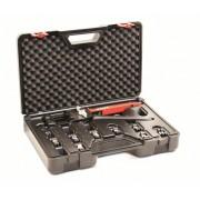 Универсальный ручной инструмент с адаптером EHC в кейсе cо сменными матрицами 10-120 кв.мм