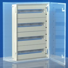 Панель для модулей, 20 (2 x 10) модулей, для шкафов CE, 400 x 300мм