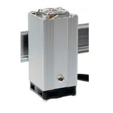 Компактный обогреватель с кабелем и вентилятором, P=150W