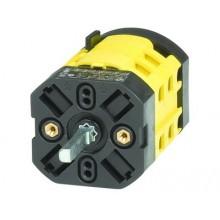 Переключатель кулачковый вольтмерный  на 2 положен для 3 фаз с 0 н 16А