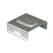 Пластина защитная боковая IP44 Н100 (мет.), цинк-ламельное