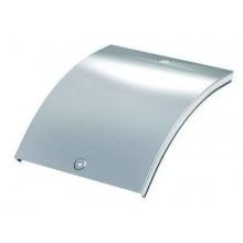 Крышка CD 45 на угол вертикальный внешн. 45° осн.150, нержавеющее