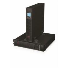 Линейно-интерактивный ИБП, Info R Pro, 1000VA/800W, 3xIEC C13, 2x7Aч, Rack 2U