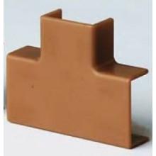 IM 40x17 Тройник коричневый (розница 4 шт в пакете, 15 пакетов в коробке)
