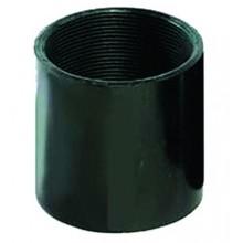 Втулка соединительная М25, цвет цёрный