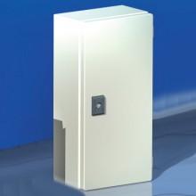 Сварной металлический корпус CDE, 200х200х80 мм, с дверцей, IP55
