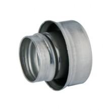 Концевая втулка для металлорукава DN 12 мм