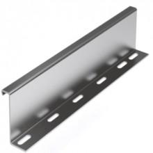 Перегородка разделительная H80, L=1500мм, цинк-ламельное