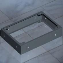 Цоколь для сборных пультов и пультов управления, 1600 x 380 x 100 мм