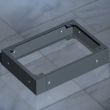 Цоколь для пультов управления, 2000 x 380 x 100 мм