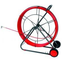Устройство закладки кабеля на вращ. барабане,стеклопруток д.11мм, длина 200 м
