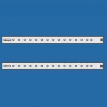 Направляющие, для горизонтальных разделителей, Г=195мм, 1 упаковка - 2шт.