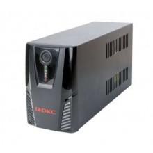 Линейно-интерактивный ИБП серии Info, 650 ВА, IEC (1 шт.), Schuko (1 шт.)