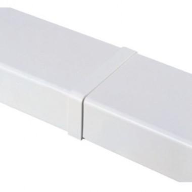 AIR70409 | Накладка на стык для короба 70х40 мм