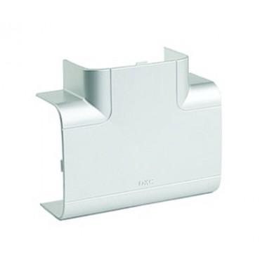 01406G | Тройник 140х50 мм, цвет серый металлик