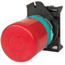 Кнопка аварийная грибовидная поворотная д.40
