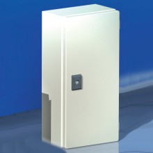 Сварной металлический корпус CDE, 400х300х120 мм, с дверцей, IP55