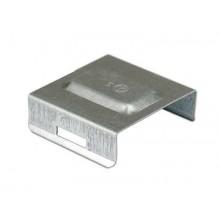 Пластина защитная боковая IP44 H80 (мет.), нержавеющее