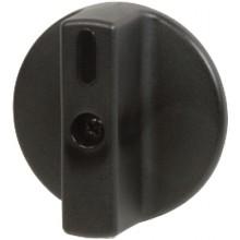 Круглая черн.ручка, д.34, на корпус