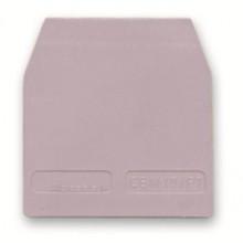 Торцевой изолятор для штекерных зажимов типа HVPC.2/HVTE.2