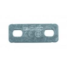 Пластина для заземления PTCE, никелированная