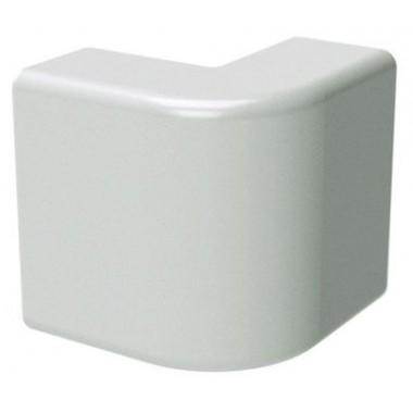 00404R   AEM 25x17 Угол внешний белый (розница 4 шт в пакете, 20 пакетов в коробке)