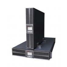 Онлайн ИБП, Small Rackmount, 1000VA/900W, 8xIEC C13, Rack 2U, 2x9Ач