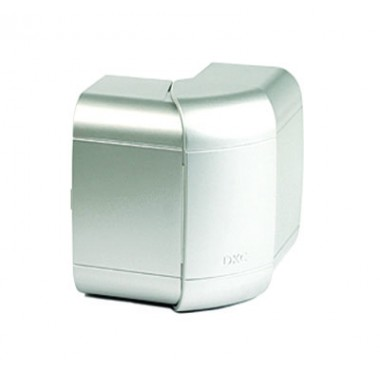01052G | Угол внешний 110х50 мм, изменяемый (80-120°), цвет серый металлик