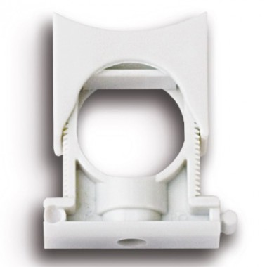 AIR00001 | Держатель раздвижной, с хомутом, для крышек шириной 70, 90 и 120 мм (d 15-55 mm)