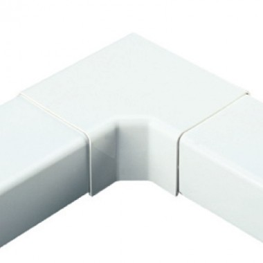 AIR42404 | Угол плоский для короба 42х40 мм