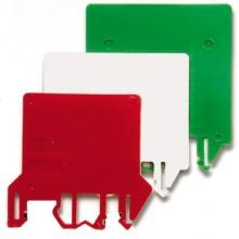 DFP/2/ROSSO, цветной разделитель/изолятор