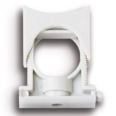 AIR00002   Держатель с защелкой, для крышек шириной 40 и 90 мм (d 12-28 mm)