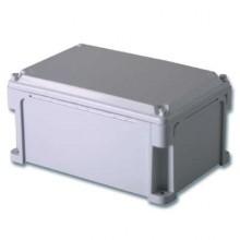 Корпус 600х400х146 IP67 стенки, непрозрачная крышка (выс.крышки 21)