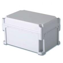 Корпус 600х400х160 IP67 стенки, непрозрачная крышка (выс.крышки 35)