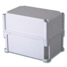 Корпус 400х200х235 IP67 стенки, непрозрачная крышка (выс.крышки 110)